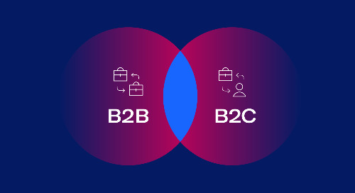 How marketers respond to converging B2B and B2C buyer behaviour