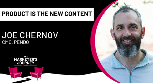 Product is the new Content [podcast]