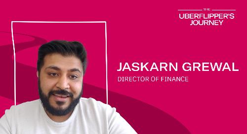 The Uberflipper's Journey feat. Jaskarn!