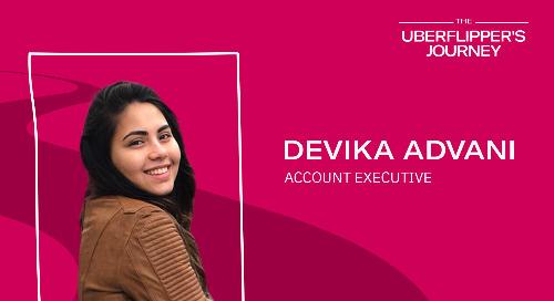 The Uberflipper's Journey feat. Devika!