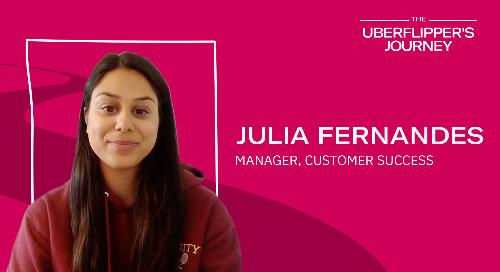 The Uberflipper's Journey feat. Julia!