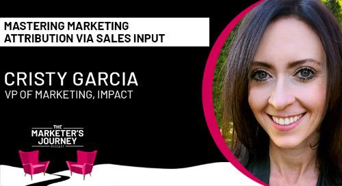 Mastering marketing attribution via sales input [podcast]