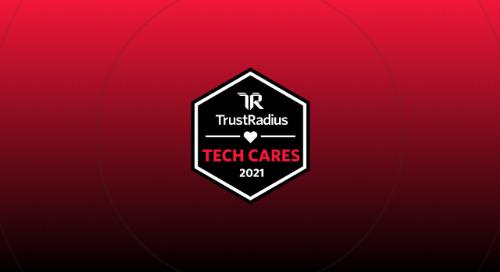 Uberflip earns a 2021 Tech Cares Award from TrustRadius