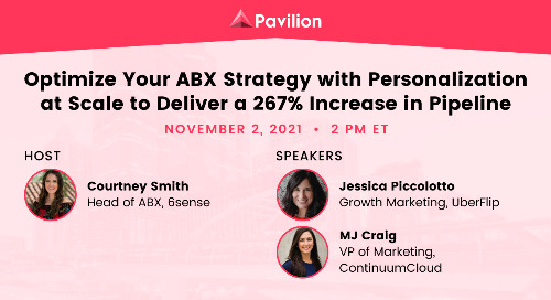 [WEBINAR] Optimize Your ABX Strategy with Personalization at Scale