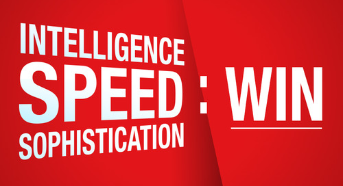 How can intelligence, speed and sophistication help insurers and brokers win?