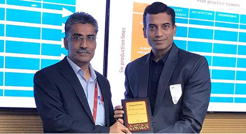 SSP India receives outstanding case study award from NASSCOM