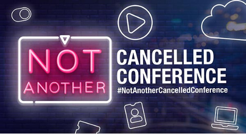 #NotAnotherCancelledConference