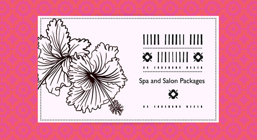 Designing Service Packages for Your Spa or Salon