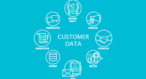 It's Critical to Capture Customer Data