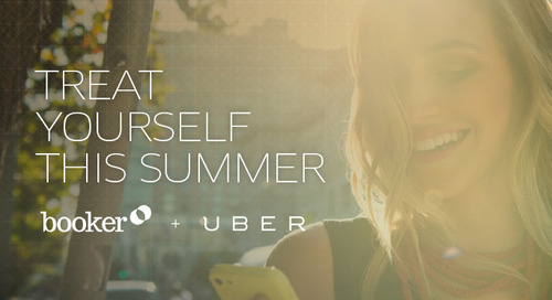 Treat Your Customers with Uber and Booker