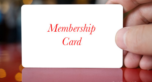 Membership Programs and Series Retain Clients