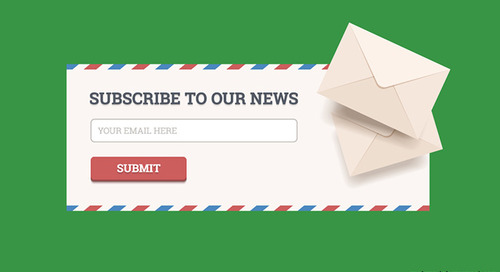 5 Tips for Building Your Email List