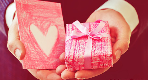 Valentine's Day – Lovin' Those Gift Certificates Sales