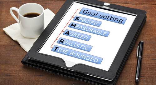 Spa and Salon Goal Setting for 2015
