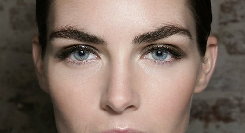 4 Spring Brow Waxing Trends