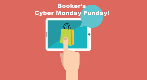 Small Business Monday: Booker's Cyber Monday Funday!