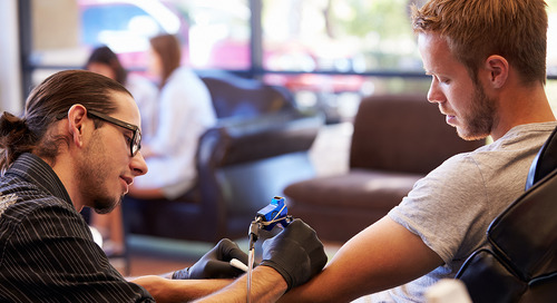 Run a Tattoo Shop? Here's How To Stand Out From Your Competitors...
