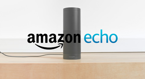 """Hey Alexa, Hire a Plumber:""   Amazon Echo Hears Requests, Hires SMBs"