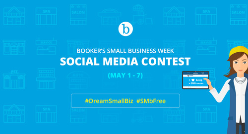 Booker's Small Business Week Social Media Contest!! Learn How to Win!