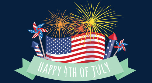 Happy 4th of July Weekend! 5 Independence Day Fun Facts!