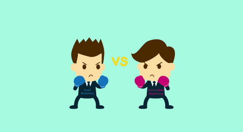 SMB Monday: Email Marketing vs. Marketing Automation