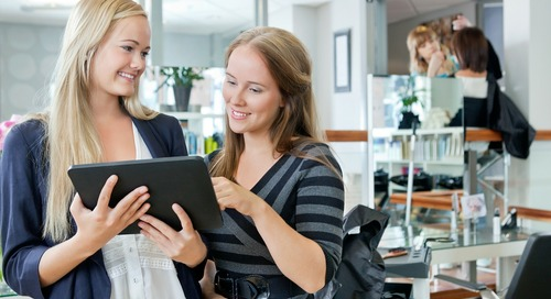 Salon Credit Card Processing: 3 Reasons for Going Mobile