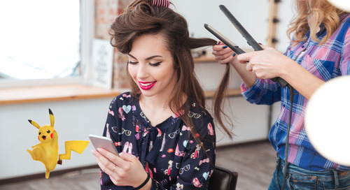 Luring New Clients to Your Salon with Pokemon Go: Gotta Catch 'Em All