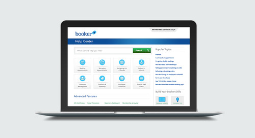 Introducing the New Booker Help Center!