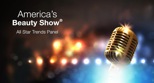 All Star Trends Panel: America's Beauty Show 2014