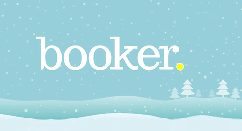 Happy Holidays from the Booker Family!