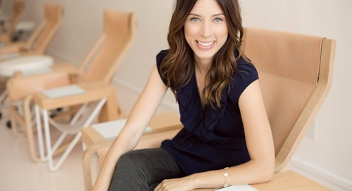 Taking a Leap: How the Founder of Olive & June Was Inspired to Start Her Groundbreaking Nail Salon