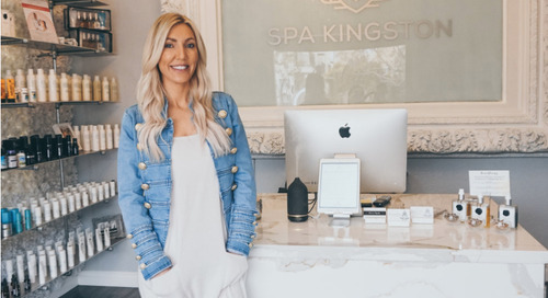 How the Founder of Spa Kingston Created a Skin Care Spa Fit for Royalty