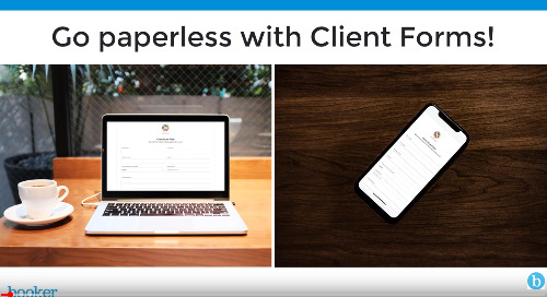 Booker Client Forms