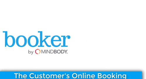 Booker Online Booking Experience