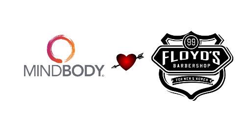 Floyd's Barbershop + MINDBODY