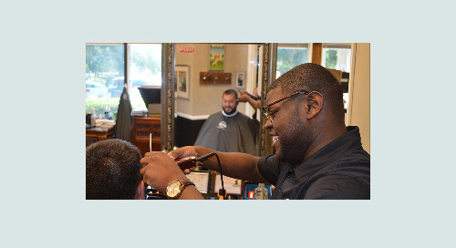 How Automation Helped Barbers of the Lowcountry Reopen to a Full Appointment Book