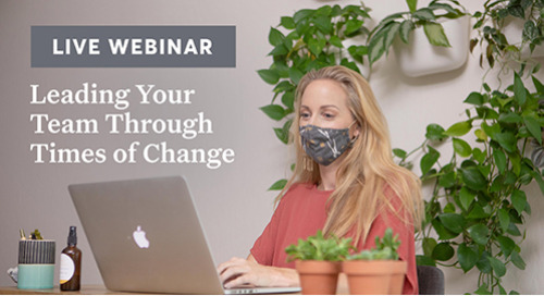 Leading Your Team Through Times of Change [webinar]