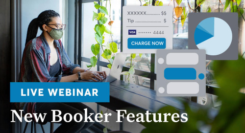 New Booker Features for Fall 2020 [webinar]