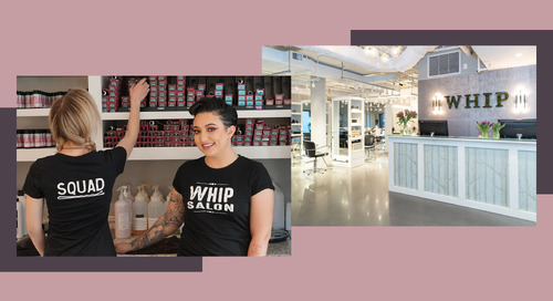 How Whip Salon Keeps Customers Engaged with Automated Reviews