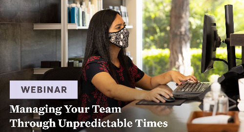 Managing Your Team Through Unpredictable Times [webinar]