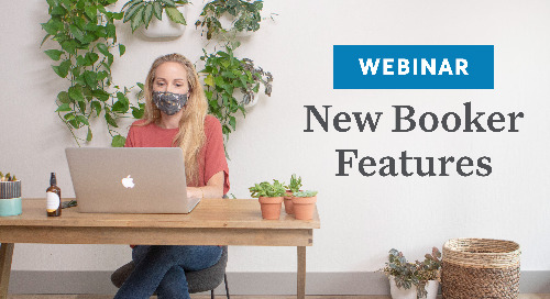 New Booker by Mindbody Features for Winter 2021 [webinar]