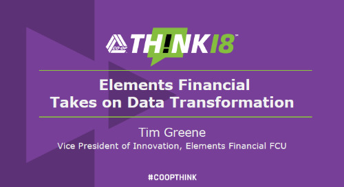 Elements Financial Takes on Data Transformation - Wednesday: The Lab