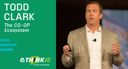 CO-OP CEO Todd Clark Addresses CO-OP's Client-Centric Ecosystem