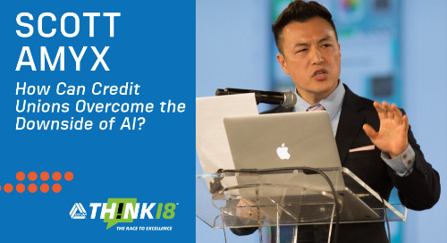 Scott Amyx Reveals How Can Credit Unions Overcome the Downside of AI?