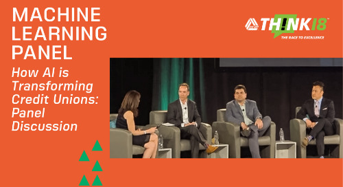 Machine Learning Panel: How AI is Transforming Credit Unions