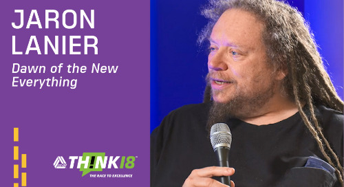 Jaron Lanier: Dawn of the New Everything