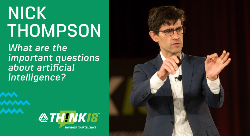 Nick Thompson - What Are the Important Questions About AI?