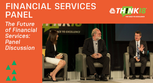 Financial Services Panel: The Future of Financial Services