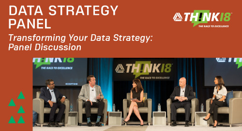Data Strategy Panel: Transforming Your Data Strategy