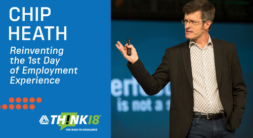 Chip Heath: Reinventing the 1st Day of Employment Experience